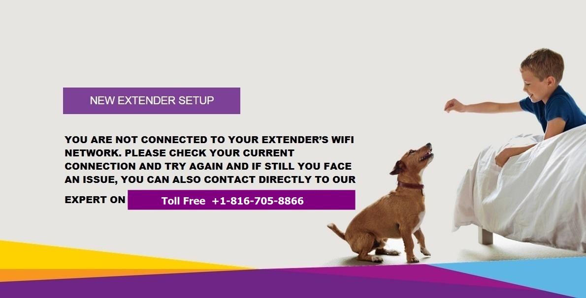 wi-fi extender setup